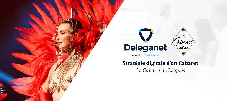 Stratégie digitale pour un Cabaret